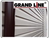 Фасадные панели отечественной компании Гранд Лайн : великолепие декора и надежная защита