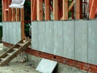 Инструкция по монтажу фасадных плит ЦСП