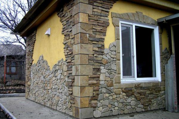 Искусственный камень для фасада своими руками