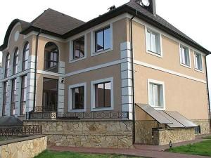 Покраска фасадов здания цена за квадратный метр