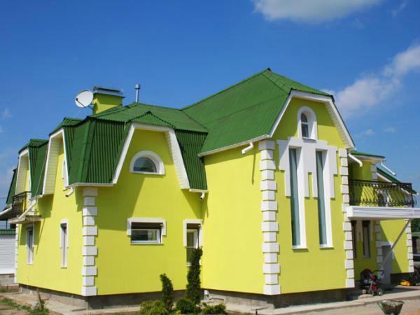 Виды отделок фасадов деревянных домов