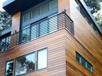 Фасадные панели под дерево — какой же вариант лучше?