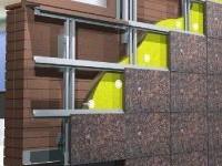 Какие бывают виды вентилируемых фасадов?
